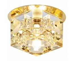 Встраиваемый светильник Ambrella Dising D605 D605 CL/G