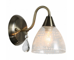 Бра Arte Lamp  A1658AP-1AB