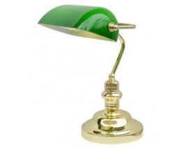 Настольная лампа офисная Arte Lamp Banker A2491LT-1GO
