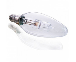Лампа галогеновая Deko-Light Eco Classic E14 30Вт 2700K 332244