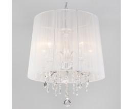 Подвесной светильник Eurosvet Allata 2045/5 хром/белый