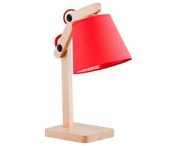 Настольная лампа декоративная Alfa Joga Red 22248
