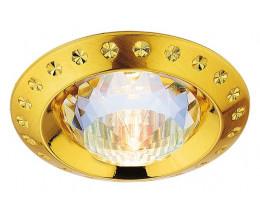 Встраиваемый светильник Ambrella Classic 777 777 GD