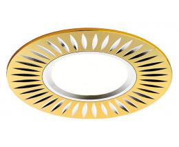 Встраиваемый светильник Ambrella Classic A507 A507 GD/AL