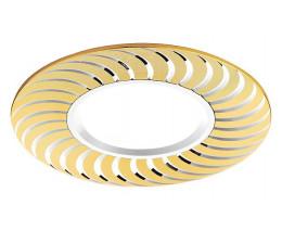 Встраиваемый светильник Ambrella Classic A720 A720 G/AL