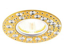 Встраиваемый светильник Ambrella Classic A801 A801 AL/G