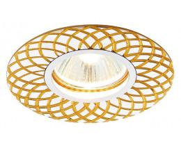 Встраиваемый светильник Ambrella Classic A815 A815 AL/G