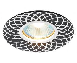 Встраиваемый светильник Ambrella Classic A815 A815 BK/AL