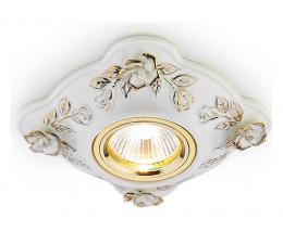 Встраиваемый светильник Ambrella Dising D5504 D5504 W/GD