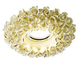 Встраиваемый светильник Ambrella Dising D5505 D5505 W/G