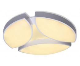 Накладной светильник Ambrella Orbital Granule FG2070 WH 108W+16W D680