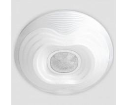 Накладной светильник Ambrella Orbital Crystal Sand FS1235 WH 72W D490