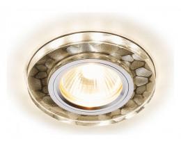 Встраиваемый светильник Ambrella Led S222 S222 W/CH/WA