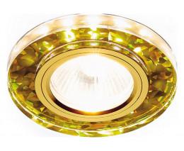 Встраиваемый светильник Ambrella Led S223 S223 WH/G/WA