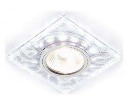 Встраиваемый светильник Ambrella Led S234 S234 W/CH/WH