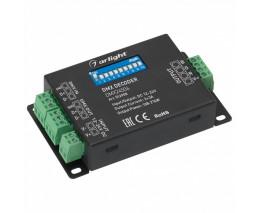 Декодер DMX Arlight DMX2450 DMX24506 (12/24V,108/216W)