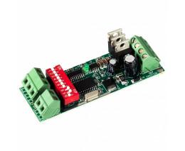 Декодер DMX Arlight DMX DMX RA-302 DIP (12-24V, 72-144W)