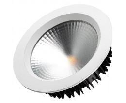 Встраиваемый светильник Arlight Ltd Ltd-187WH-FROST-21W Warm White 110deg