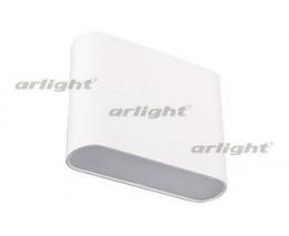 Накладной светильник Arlight  SP-Wall-110WH-Flat-6W Day White