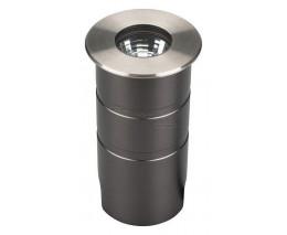 Встраиваемый в дорогу светильник Arlight LTD-GROUND-R65-6W Warm3000 (SL, 24 deg, 230V) 026449