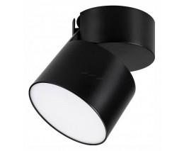 Потолочный светодиодный светильник Arlight SP-RONDO-FLAP-R110-25W Warm3000 (BK, 110 deg) 026482