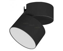 Потолочный светодиодный светильник Arlight SP-RONDO-FLAP-R95-16W Warm3000 (BK, 110 deg) 028158