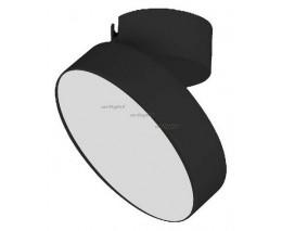 Потолочный светодиодный светильник Arlight SP-RONDO-FLAP-R175-16W Warm3000 (BK, 110 deg) 028164