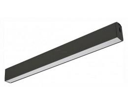 Модульный светильник Arlight CLIP-38-FLAT-S612-12W Warm3000 (BK, 110 deg, 24V) 028944