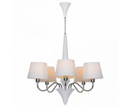 Люстра на штанге Arte Lamp 1528 A1528LM-5WH