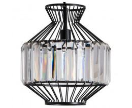 Подвесной светильник Arte Lamp Cassel A1789SP-1BK