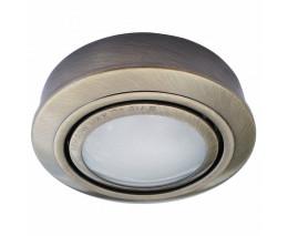 Комплект из 3 встраиваемых светильников Arte Lamp Topic A2123PL-3AB