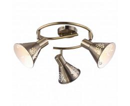 Спот Arte Lamp Cono A5218PL-3AB