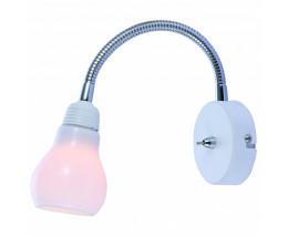 Гибкий светильник Arte Lamp Lettura A5271AP-1WH