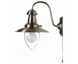 Бра Arte Lamp Fisherman A5518AP-1AB