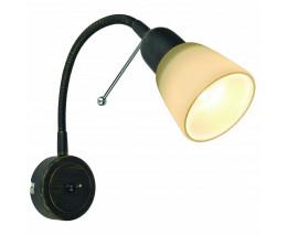 Гибкий светильник Arte Lamp Lettura A7009AP-1BR