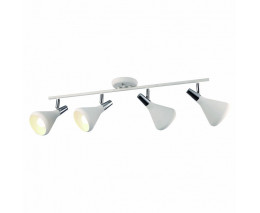 Спот Arte Lamp Ciclone A9154PL-4WH