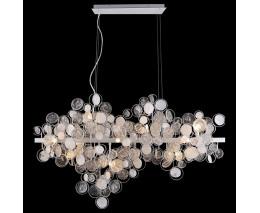 Подвесной светильник Crystal Lux Deseo DESEO SP12 L1000 SILVER