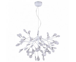 Подвесной светильник Crystal Lux EVITA EVITA SP63 WHITE/TRANSPARENT