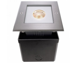 Встраиваемый в дорогу светильник Deko-Light Square COB I WW 730209