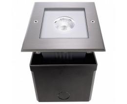Встраиваемый в дорогу светильник Deko-Light Square COB I WW 730210