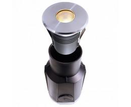 Встраиваемый в дорогу светильник Deko-Light Easy COB I WW 730215