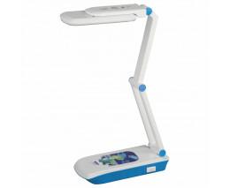 Настольная лампа декоративная Эра NLED-423 NLED-423-3W-BU