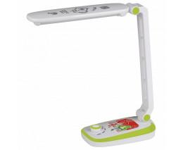 Настольная лампа декоративная Эра NLED-425 NLED-425-4W-GR