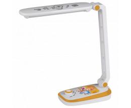 Настольная лампа декоративная Эра NLED-425 NLED-425-4W-OR