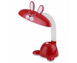 Настольная лампа декоративная Эра NLED-431 NLED-431-5W-R