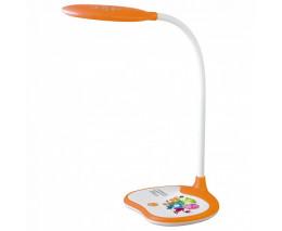 Настольная лампа декоративная Эра NLED-433 NLED-433-6W-OR