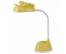 Настольная лампа декоративная Эра NLED-434 NLED-434-6W-Y