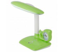 Настольная лампа декоративная Эра NLED-437 NLED-437-7W-GR