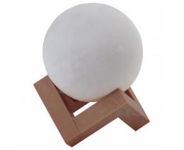 Настольная лампа-ночник Эра NLED-490 NLED-490-1W-W