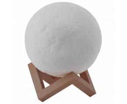 Настольная лампа-ночник Эра NLED-491 NLED-491-1W-W